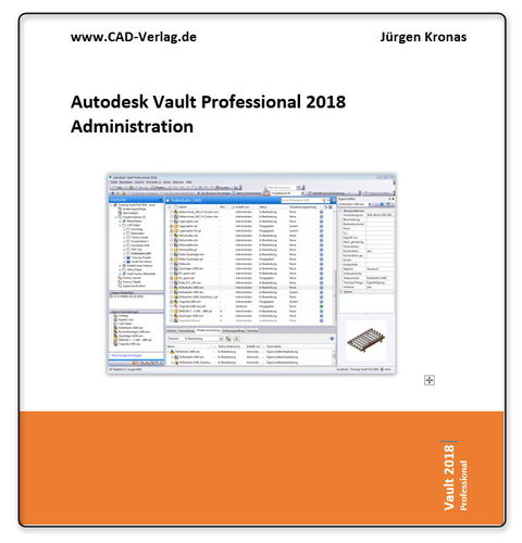 Autodesk Vault Professional 2018 Administration